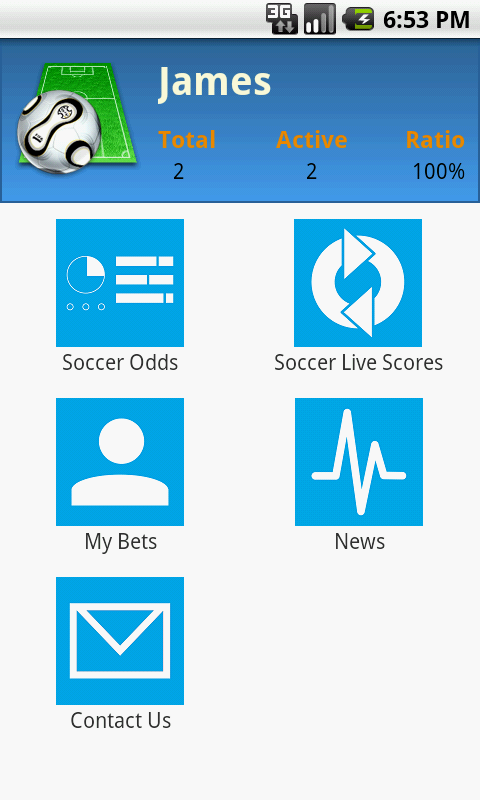 MasterBet – Football Odds Comparison [for Android] | NobleDroid