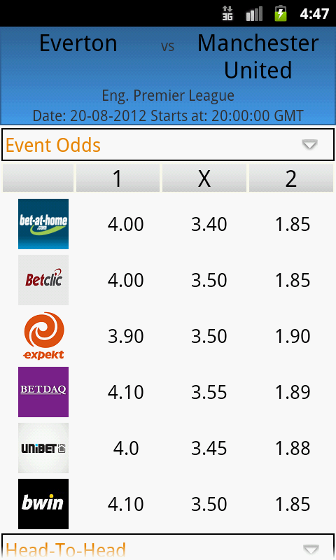 Soccer betting odds comparison ladbrokes betting slip expiry of contract
